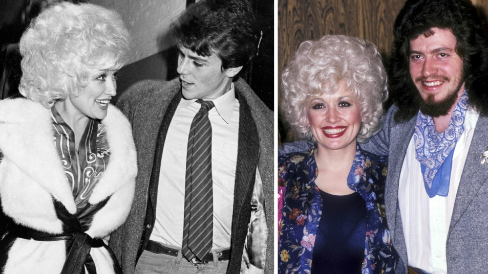 Dolly Parton, David Parton, Floyd Part