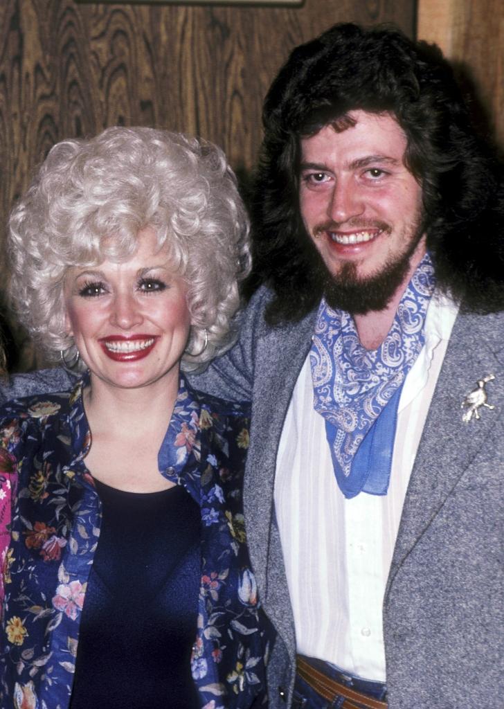 Dolly Parton and Floyd Parton