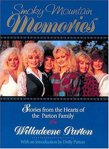 Cover of Willadeene Parton's book, Smoky Mountain Memories