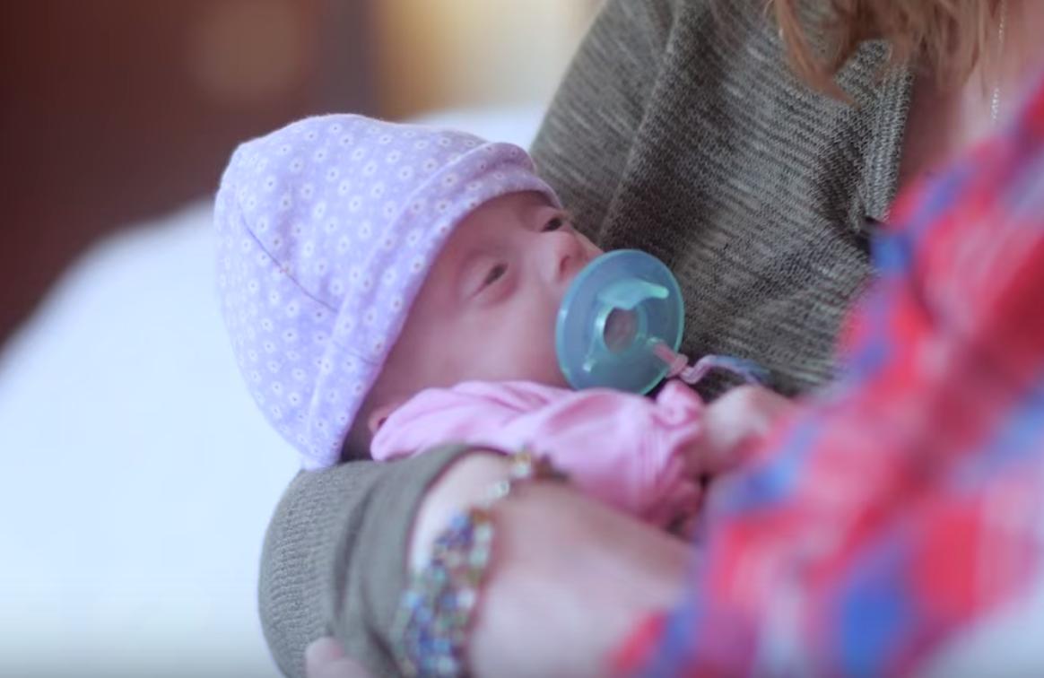 baby Ava adoption story