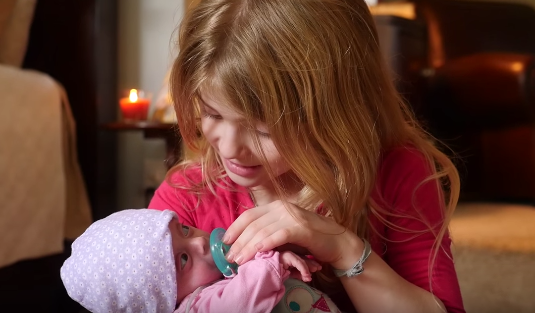 baby Ava adoption