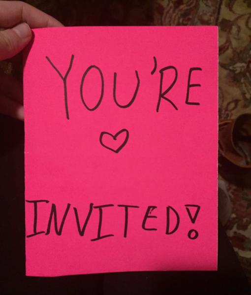 Invitation 1 Twitter