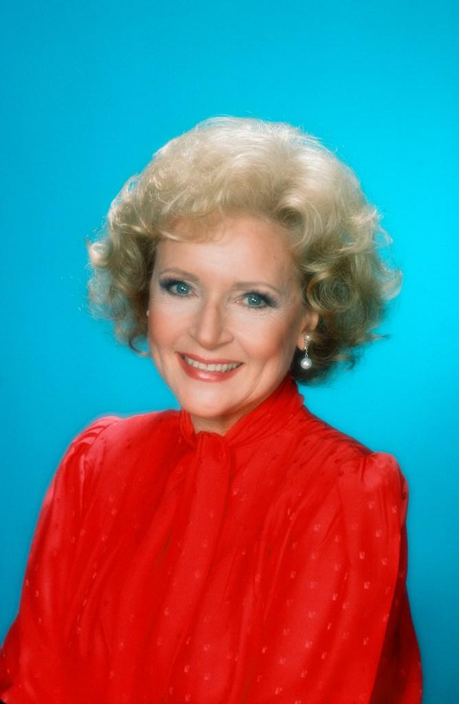 Happy 95th Birthday Betty White!