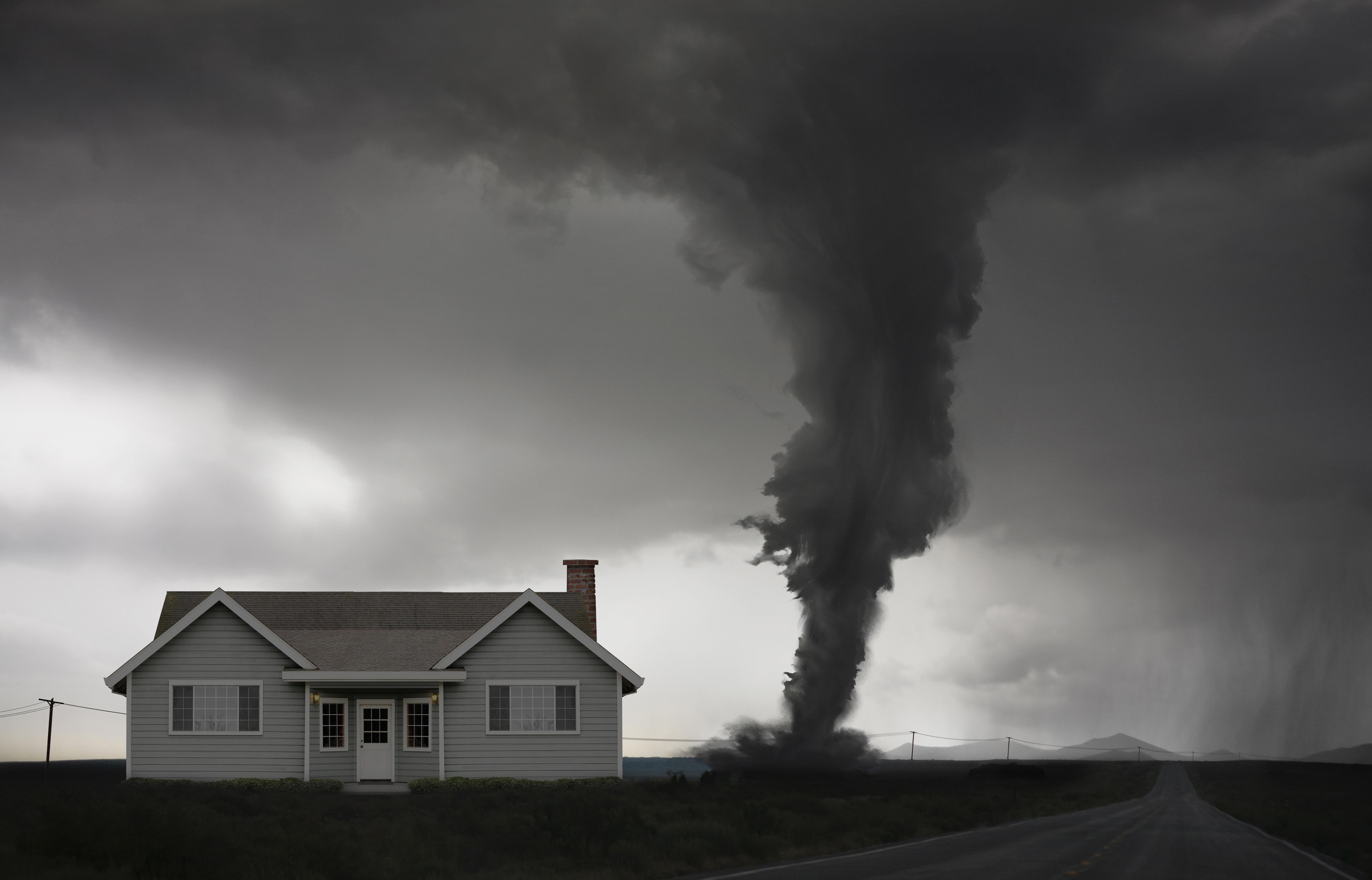 Tornado Getty
