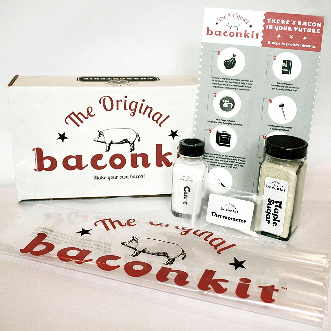 Bacon Kit Gift