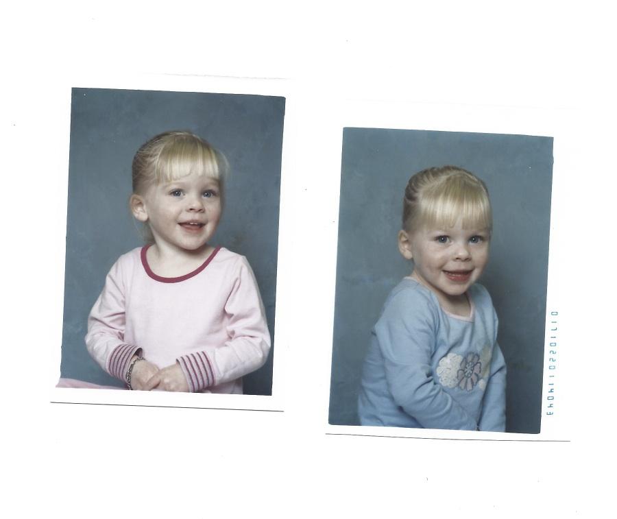 twins as preschoolers