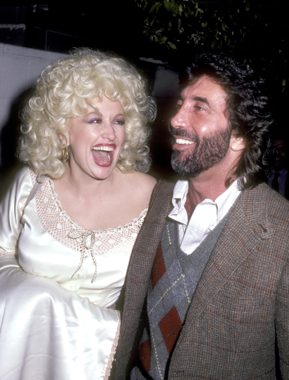 Dolly Parton Sandy Gallin
