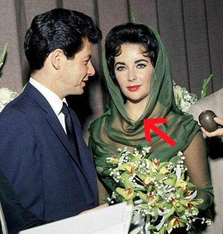 Elizabeth Taylor Marrying Eddie Fisher