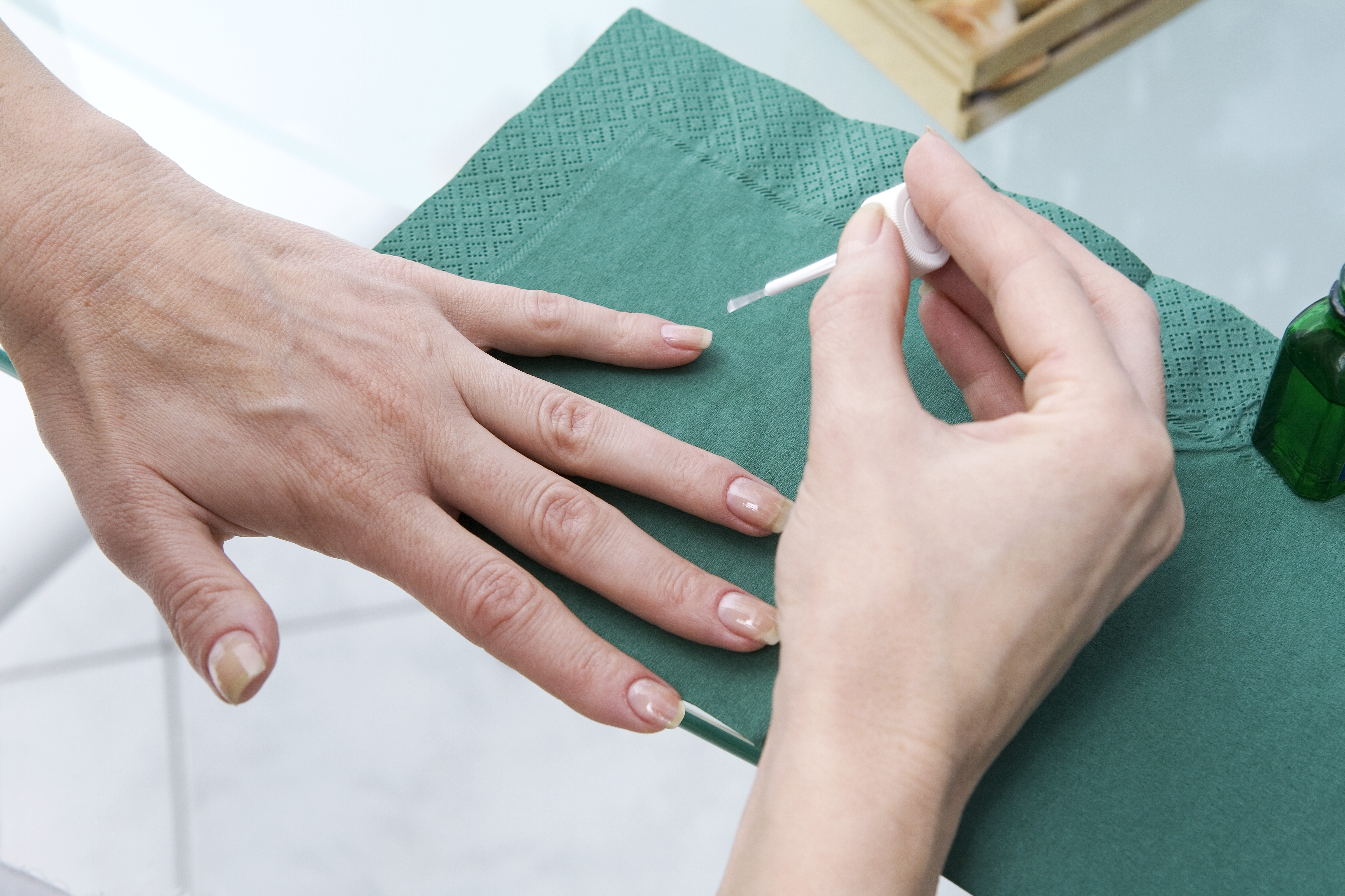 nail painting getty