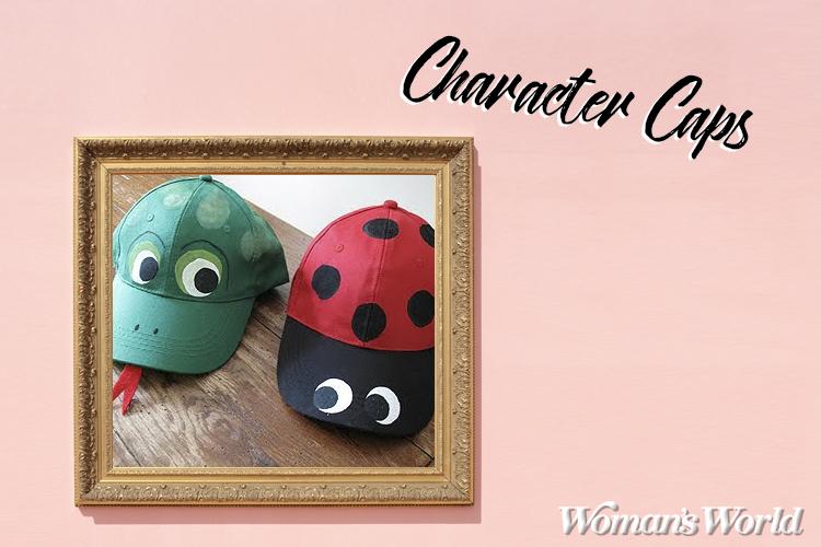 Character Caps