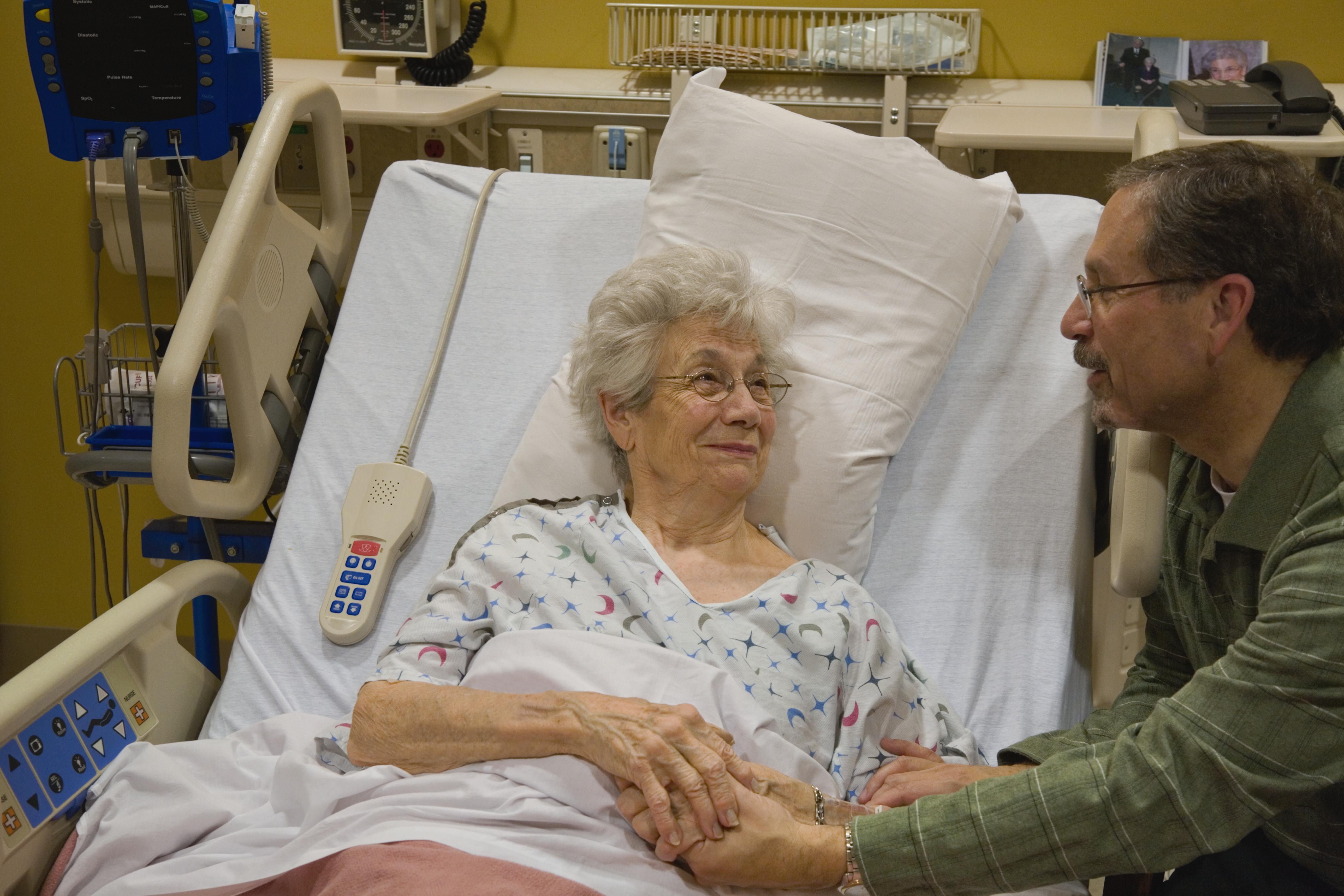 Visiting a Hospital
