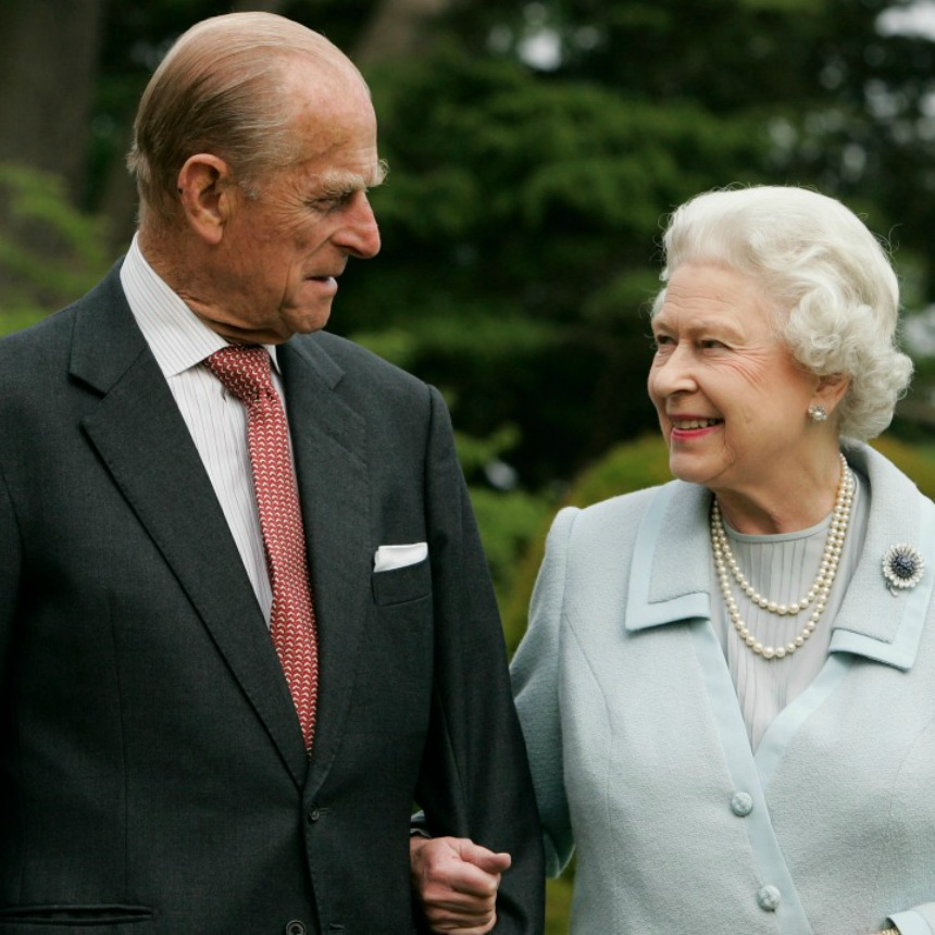 qe2 and prince phillip