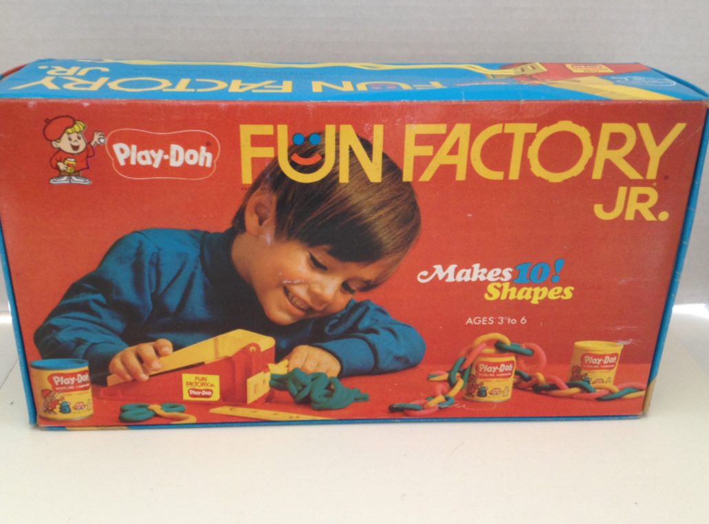 play doh factory jr