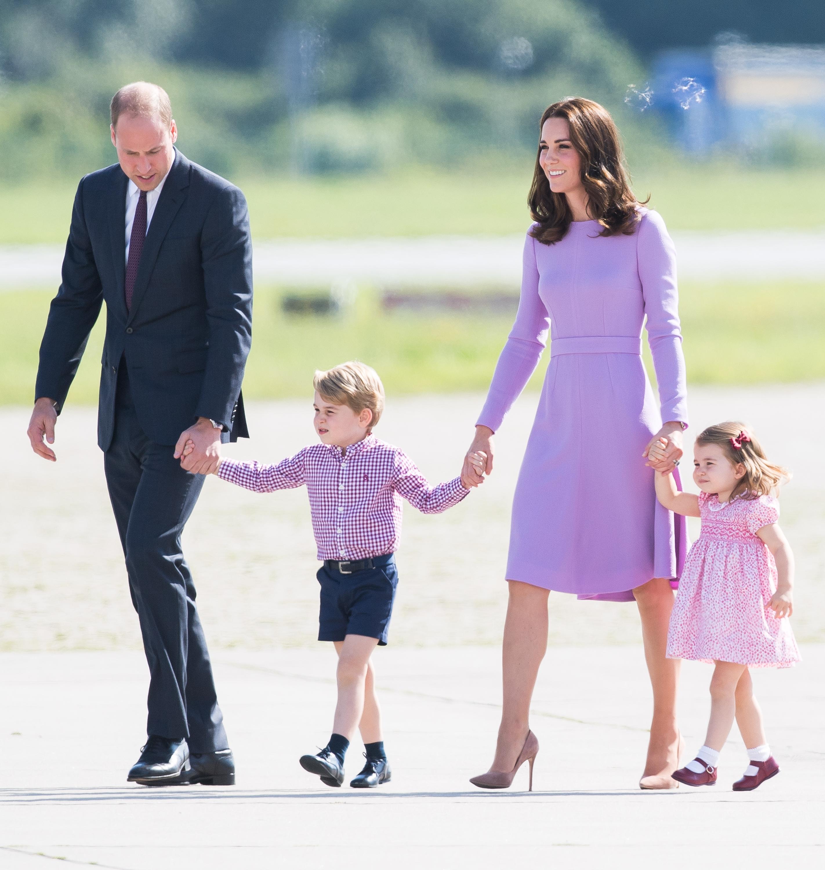 Kate Middleton Kids