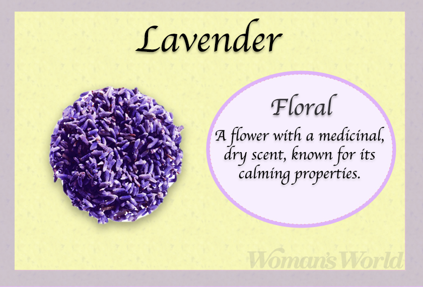 lavender perfume note