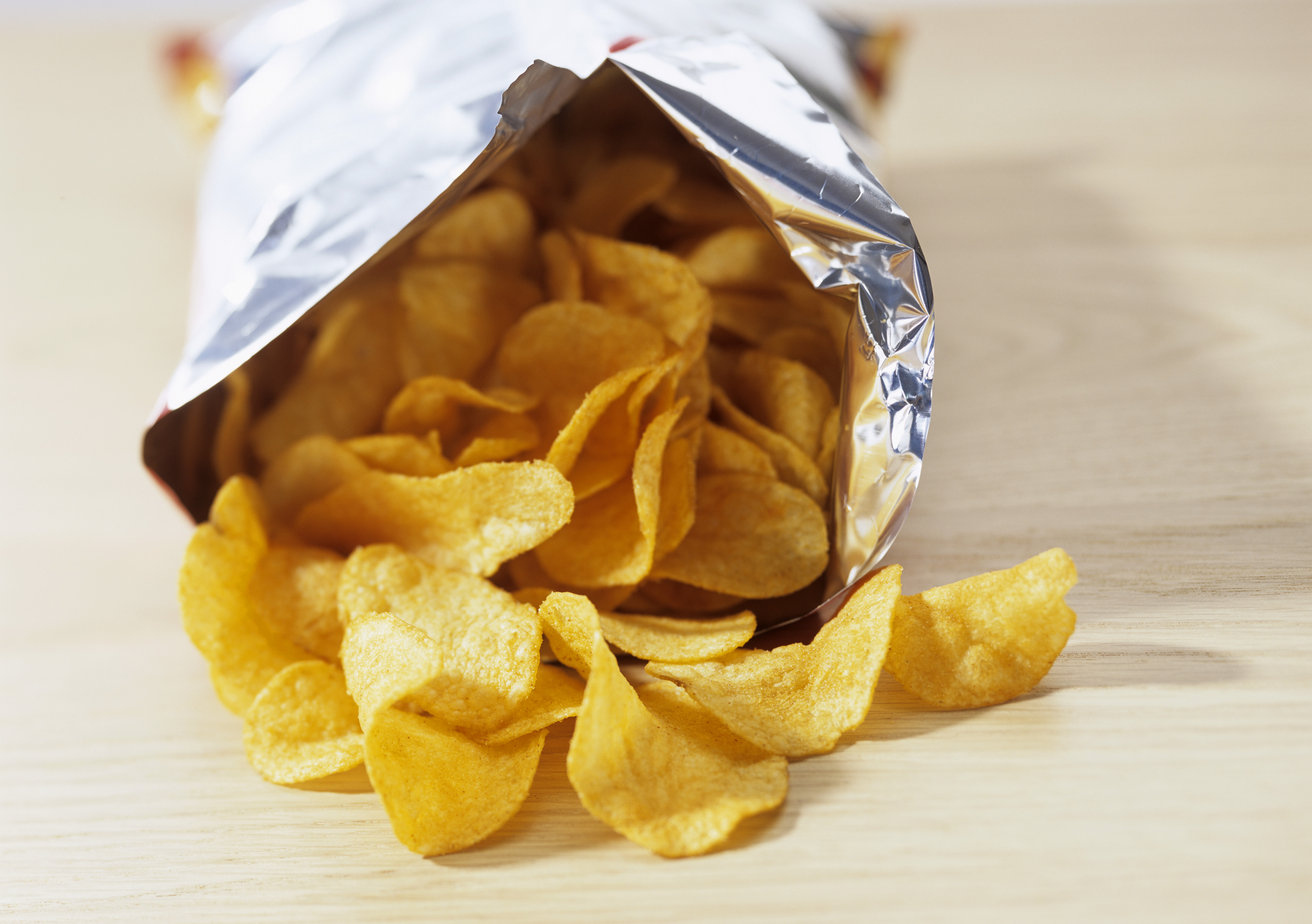 What foods cause nightmares? Chips