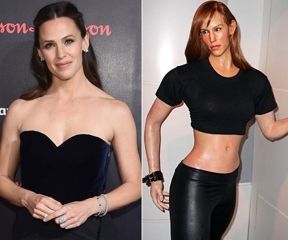 jennifer garner wax