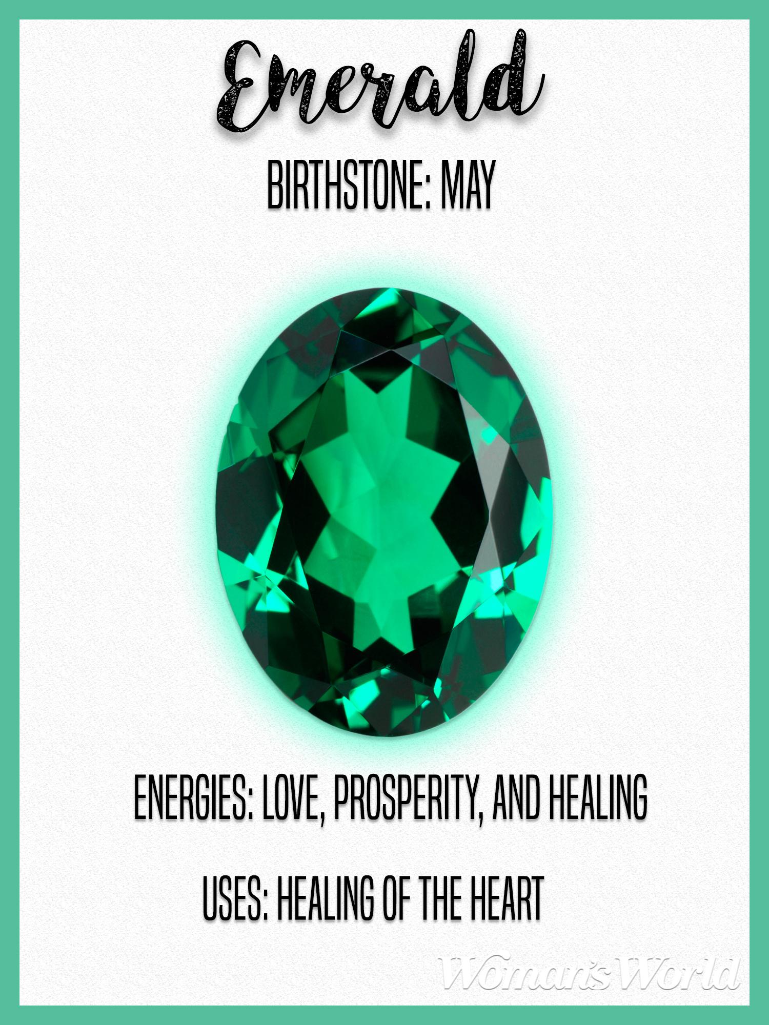 emerald gemstone meaning
