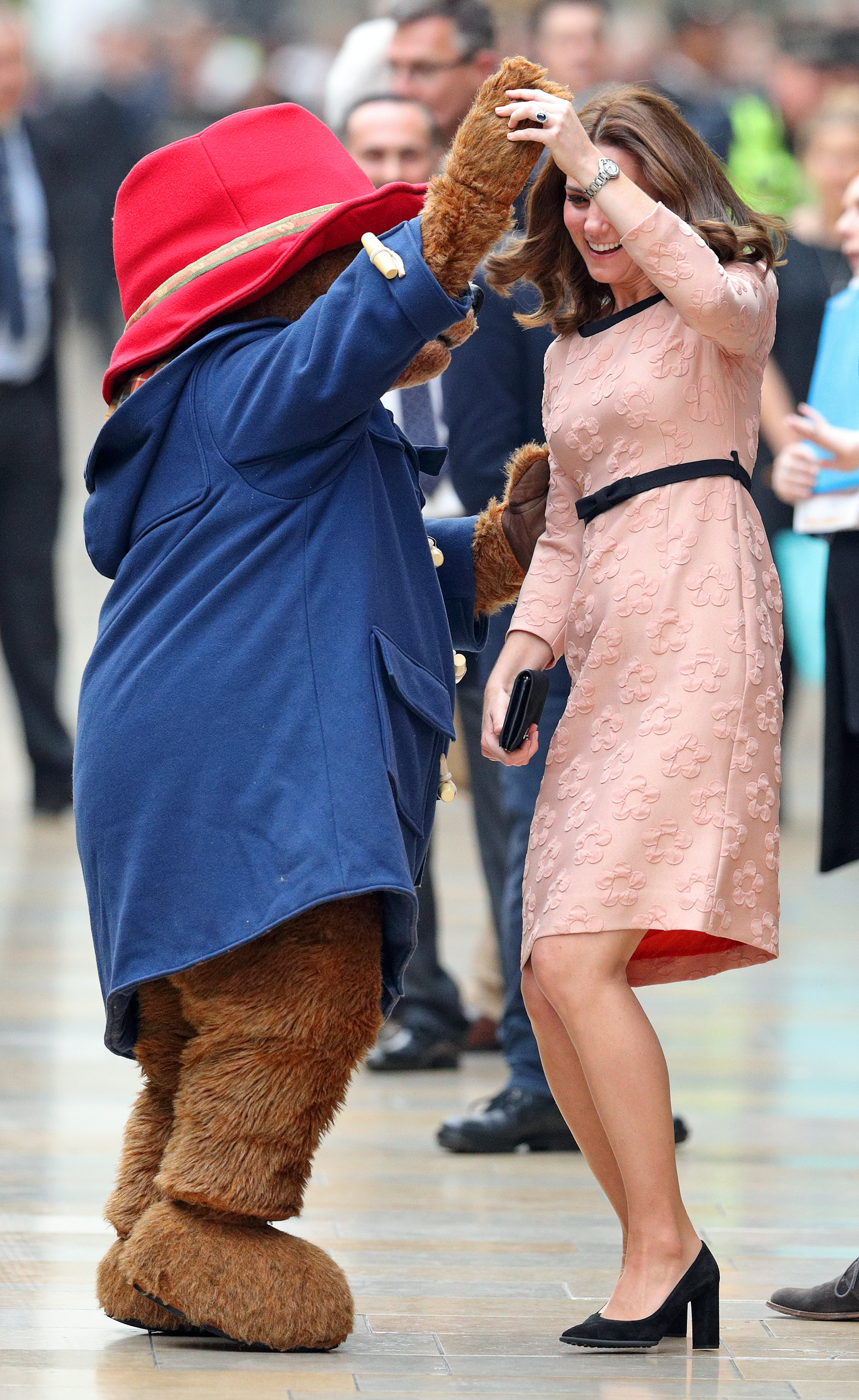 kate dances paddington