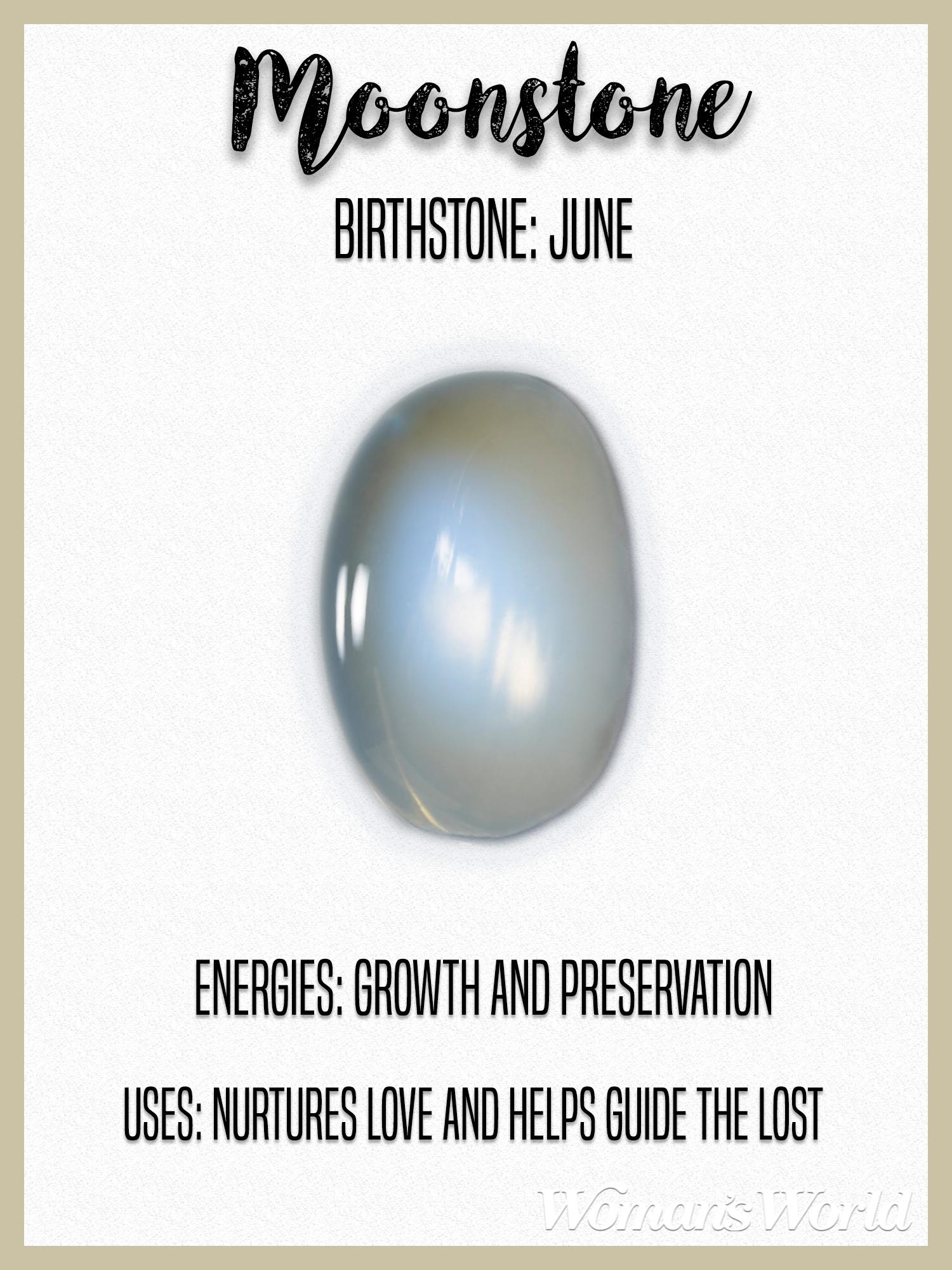 moonstone gemstone meaning