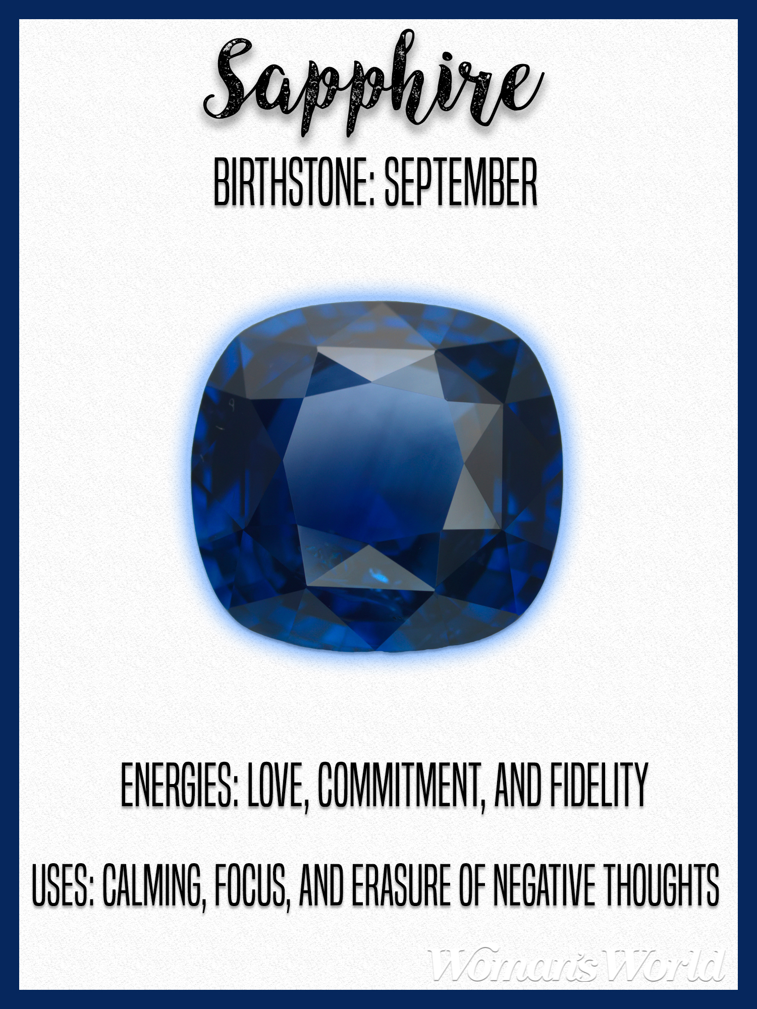 sapphire gemstone meaning