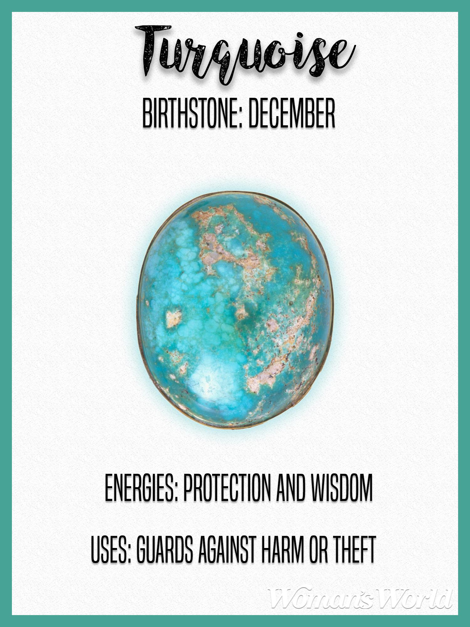 turquoise gemstone meaning