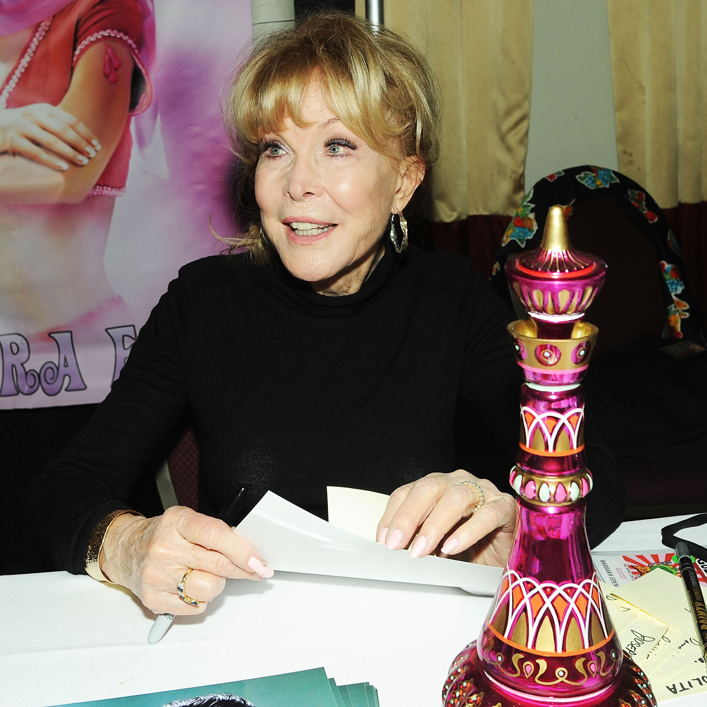 Barbara Eden Getty Images