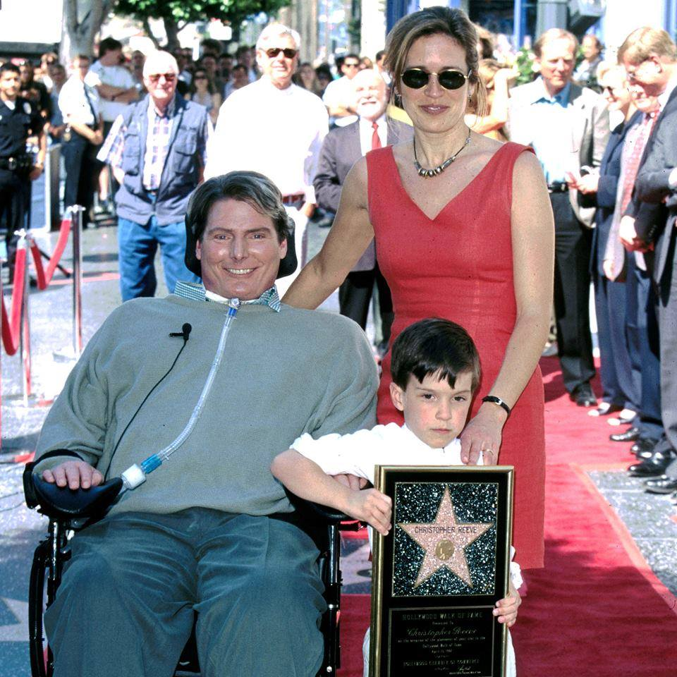 Christopher Reeve Getty Images