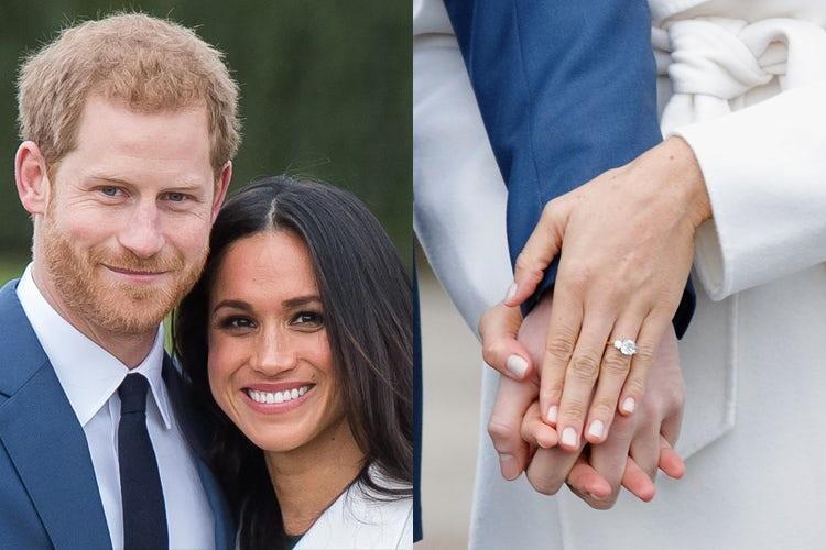 meghan markle and ring