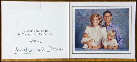 royal family christmas cards royal family christmas cards