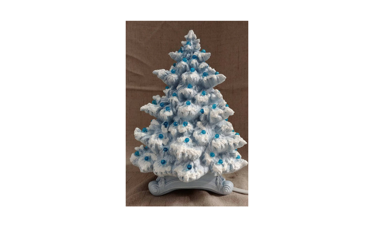 New Ceramic Christmas Tree 2