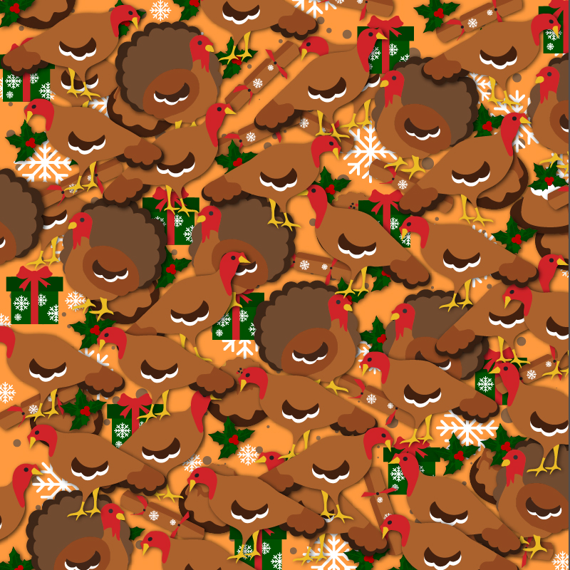christmas pudding puzzle