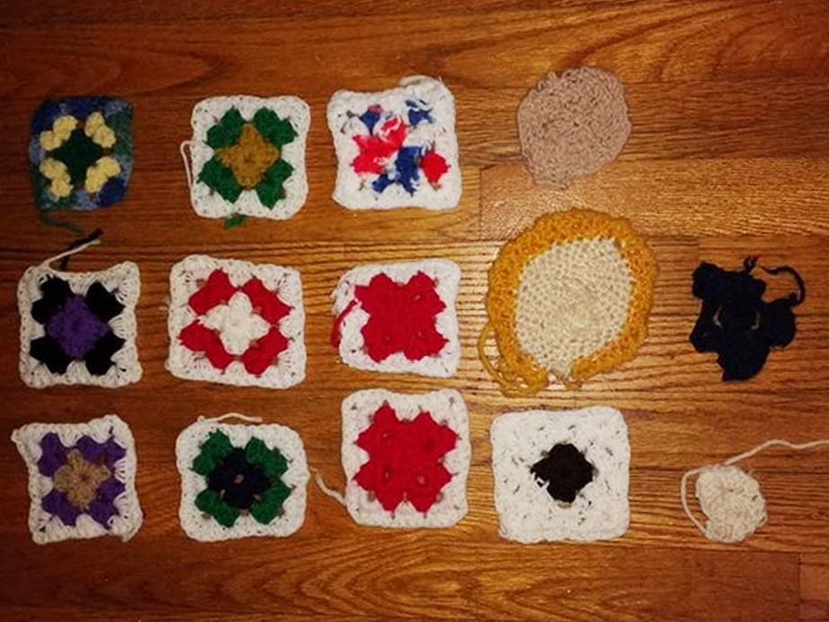 crochet alzheimer's