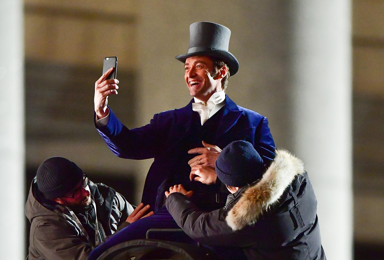 Hugh Jackman Greatest Showman 3