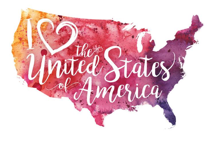 I heart the US
