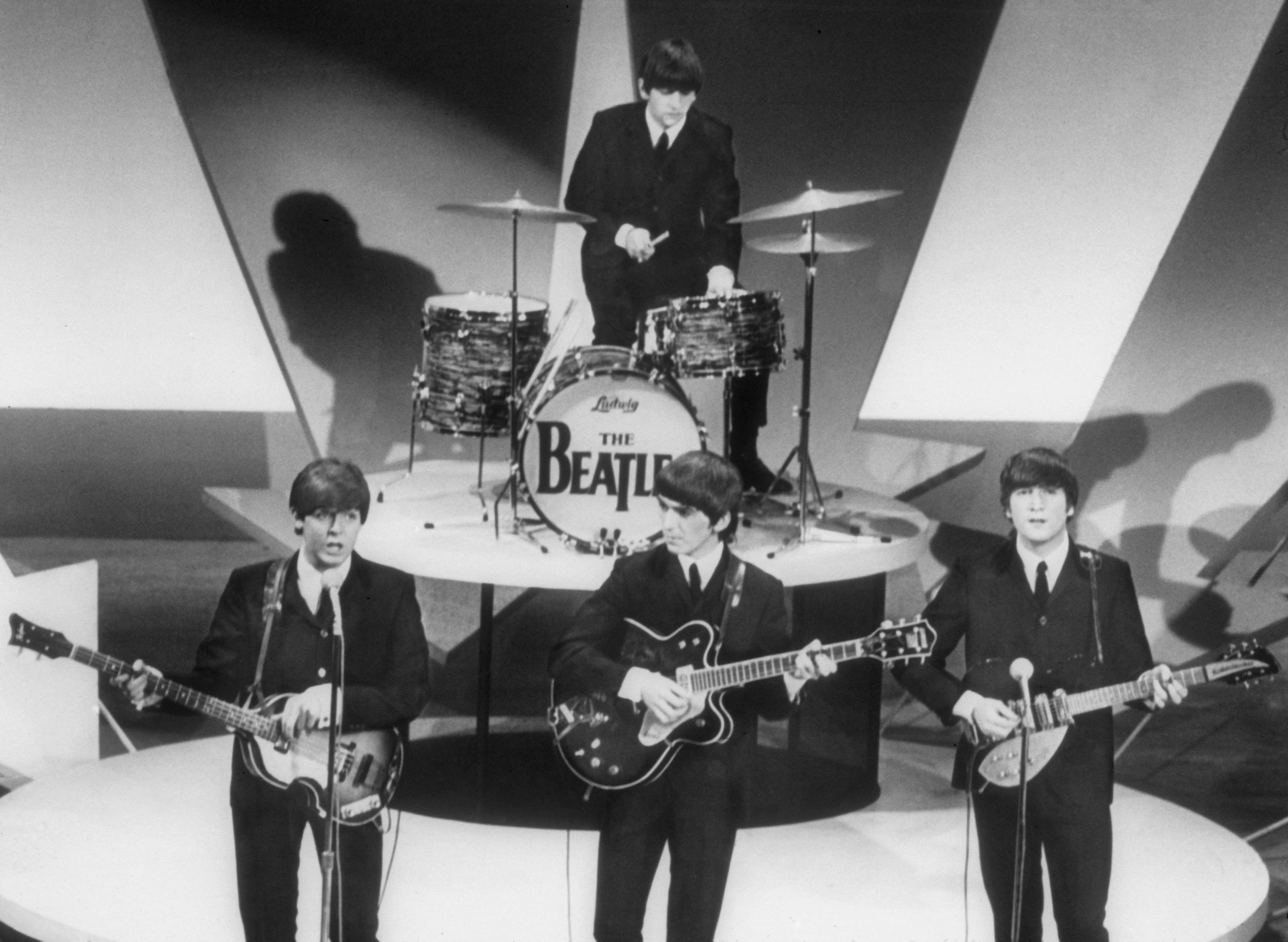 Beatles - Ed Sullivan2