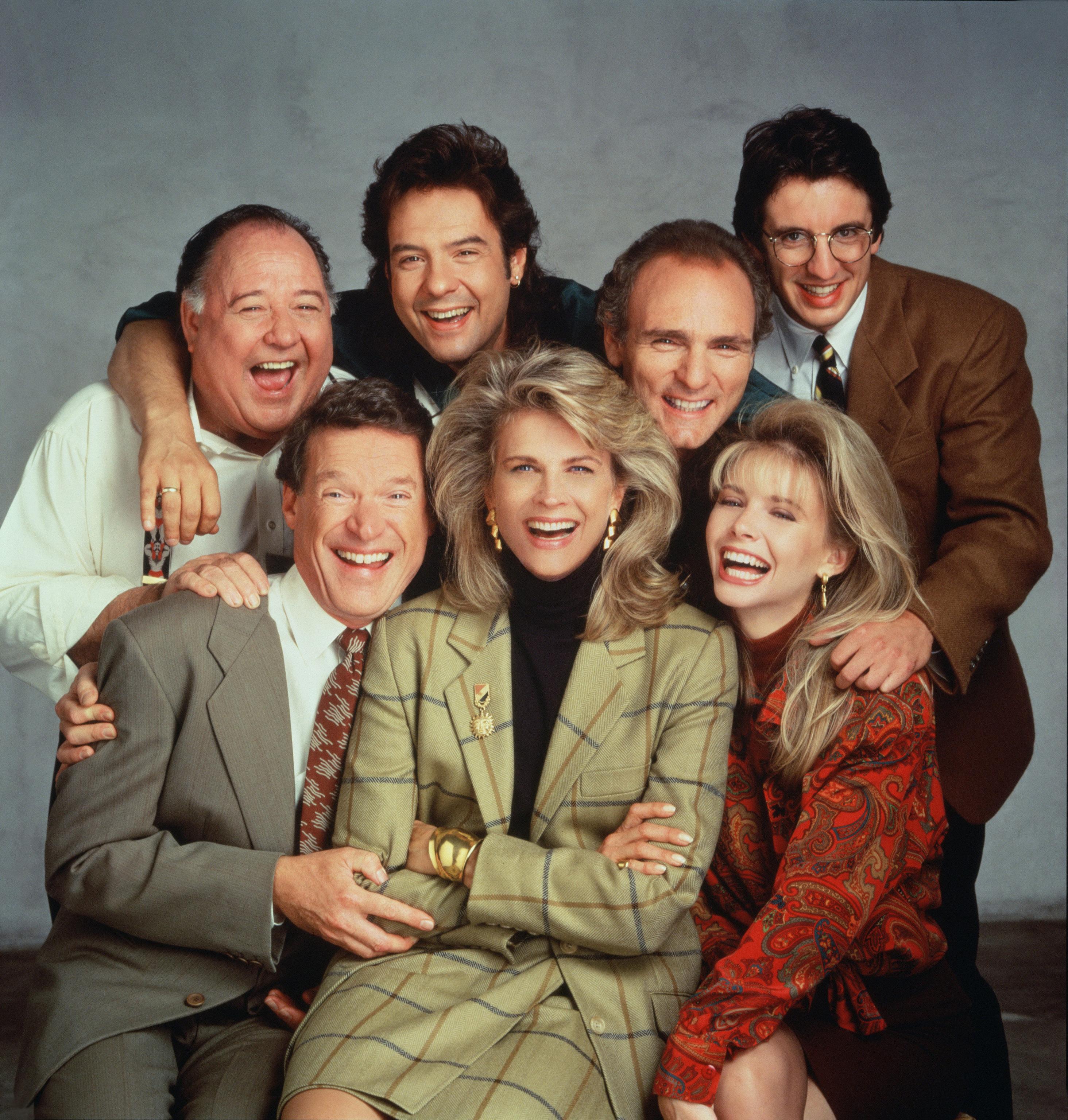 Murphy Brown, Getty