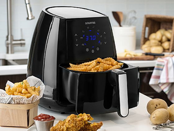 Gourmia Air Fryer Giveaway Woman's World