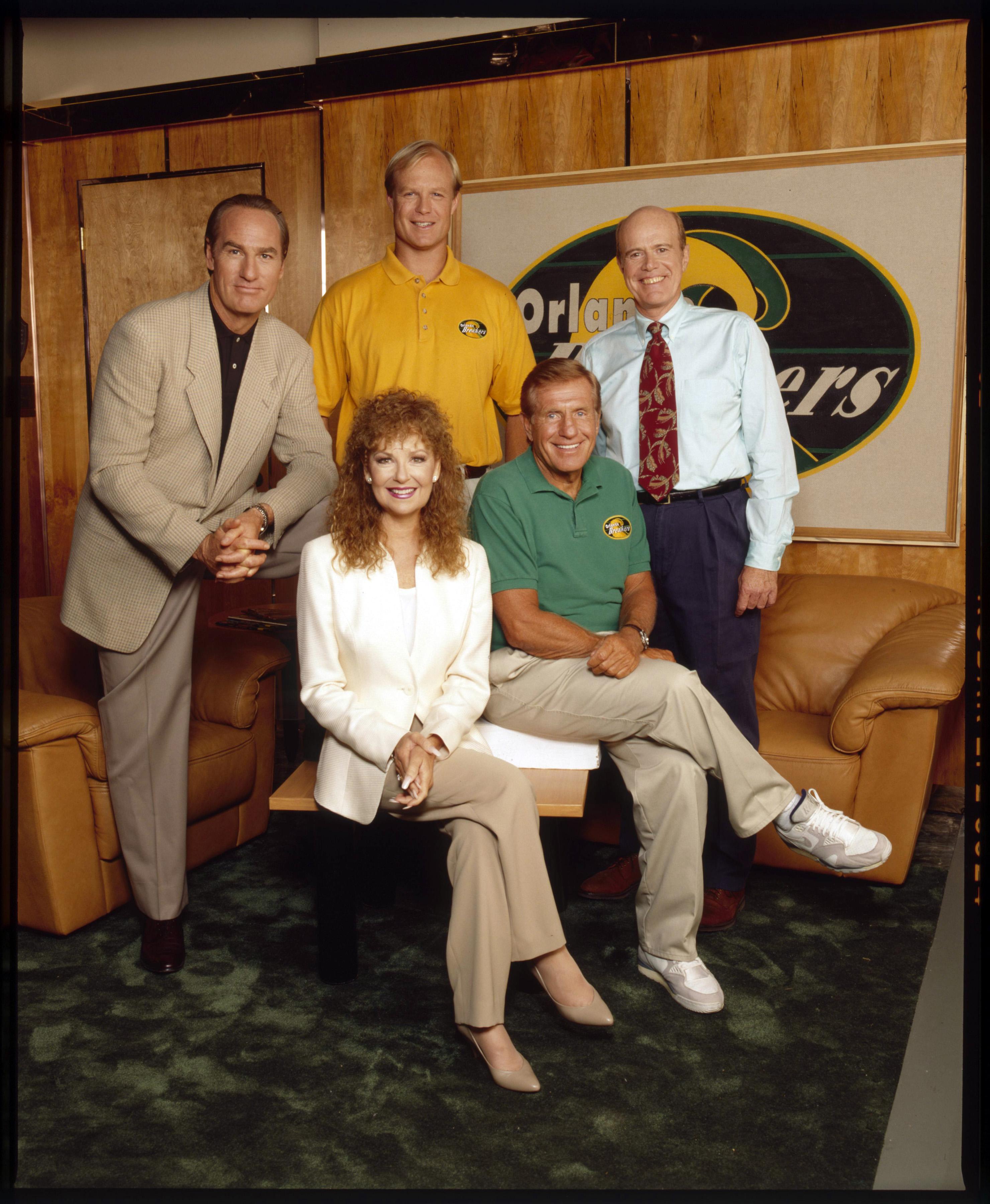 Jerry Van Dyke Coach cast Getty