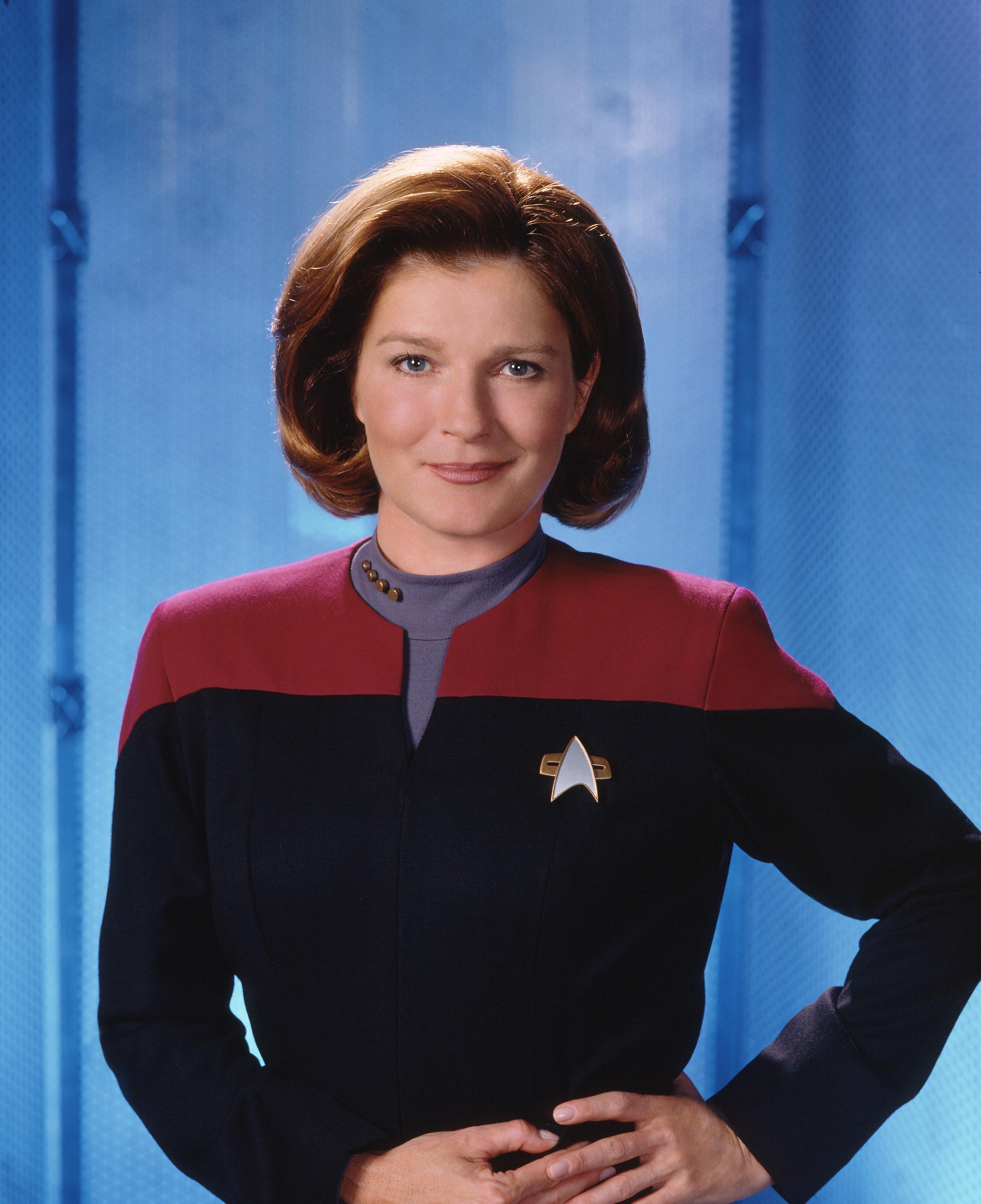 Kate Mulgrew - Star Trek Voyager