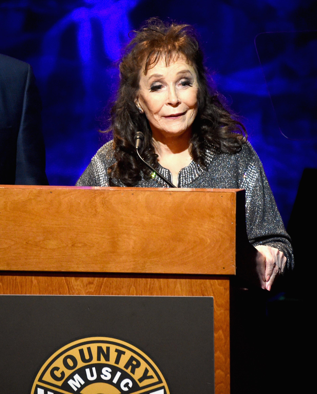 Loretta Lynn Getty Images