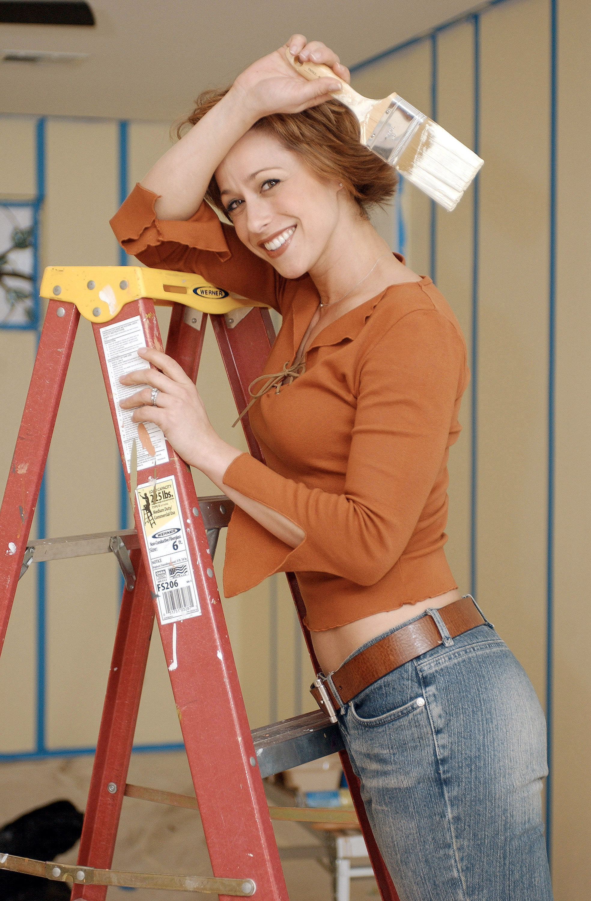 Paige Davis 'Trading Spaces' Getty Images