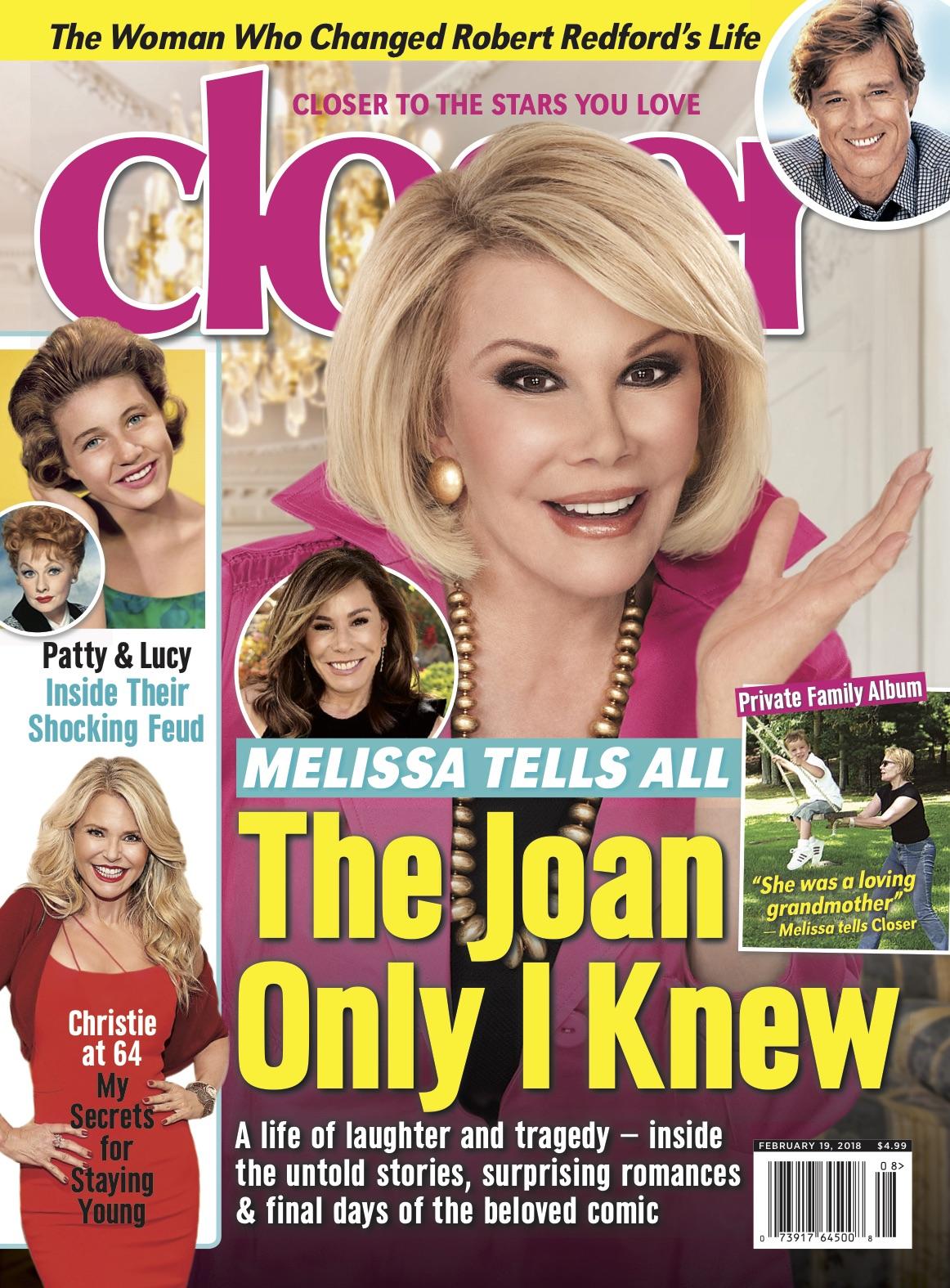 Joan Rivers Closer Cover