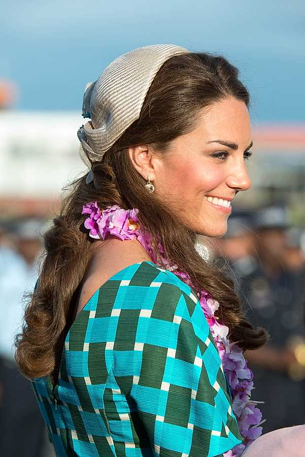 kate middleton south east asia