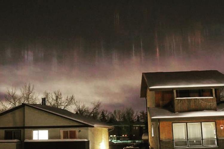 natural light phenomenon