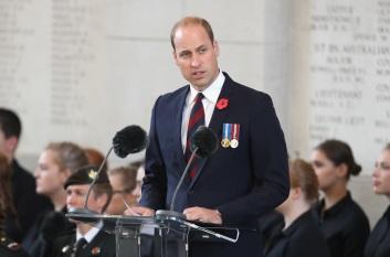 Prince William 2017 - Getty