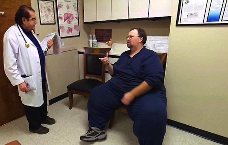 Dr Nowzaradan My 600 Lb Life — TLC