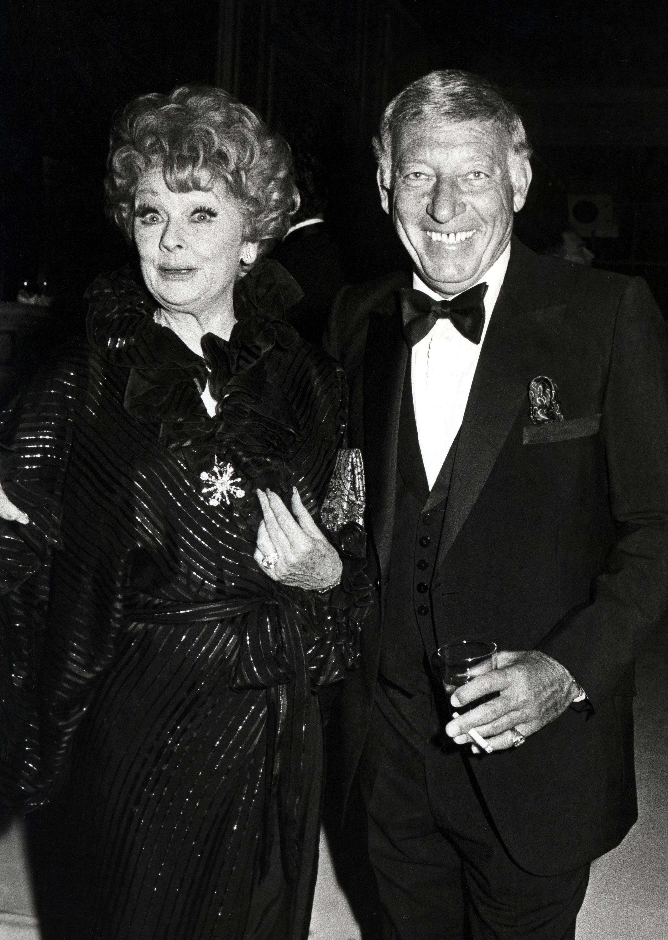 Lucille Ball Gary Morton Getty Images