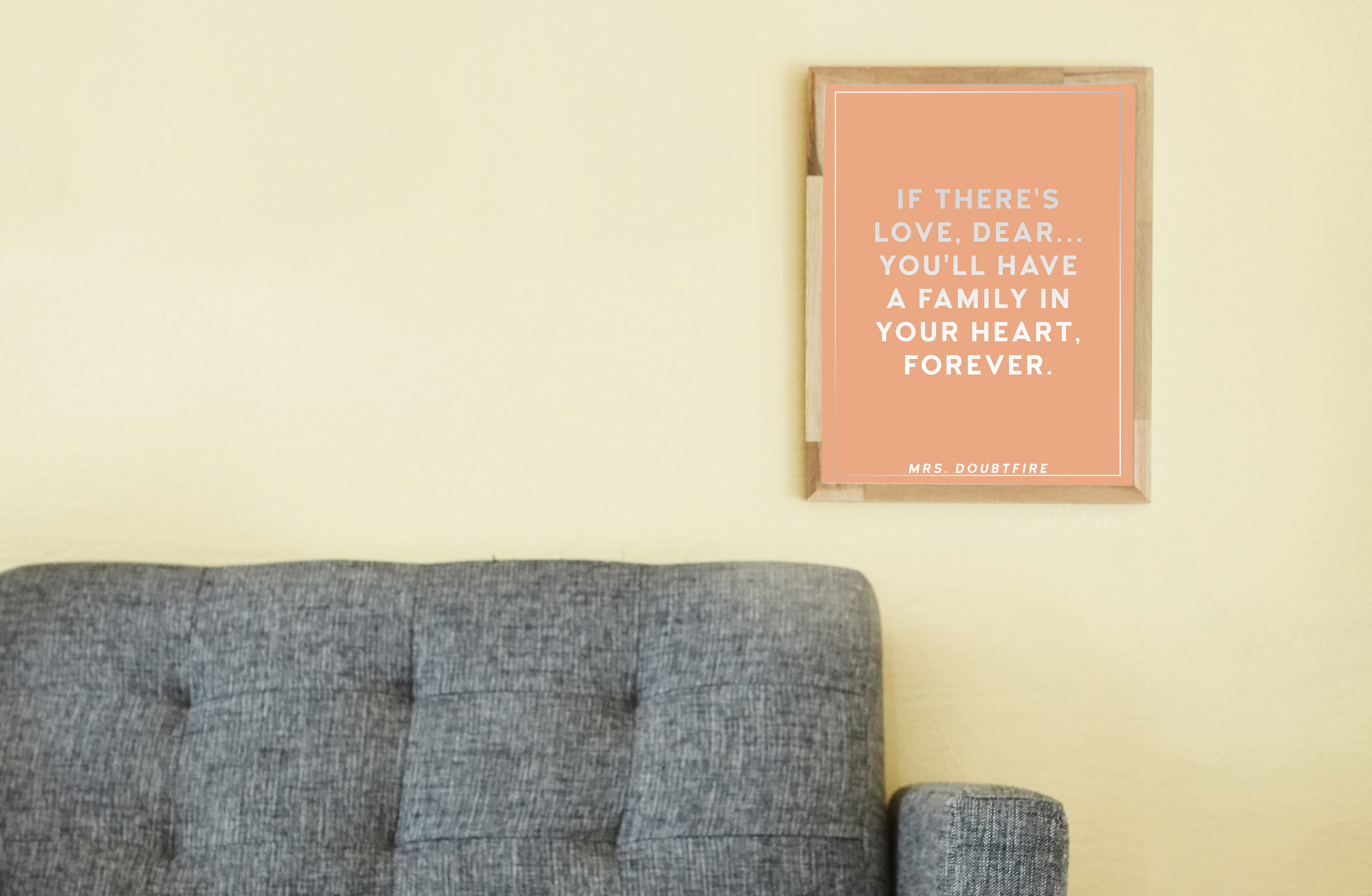Movie Quotes for Rooms and Home