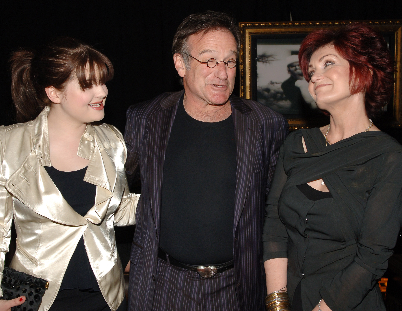 Osbournes Robin Williams Getty Images